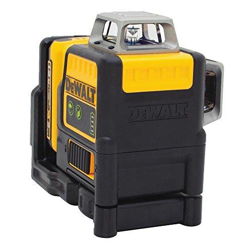 DEWALT DW0811LG 12V Max 2 x 360 Green Line Laser