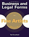 Business and Legal Forms for Fine Artists, Tad Crawford, 1621534030