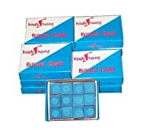 42 Dozen BLUE Pool Billiard Chalk Regulation Size 504 pices ,3.5 grossFree Priority Shipping