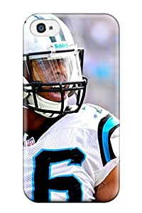 Ideal JoelNR Case Cover For Iphone 4/4s(carolina Panthers ), Protective Stylish Case