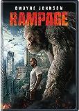 RAMPAGE (DVD,2018) Action Adventure Fantasy