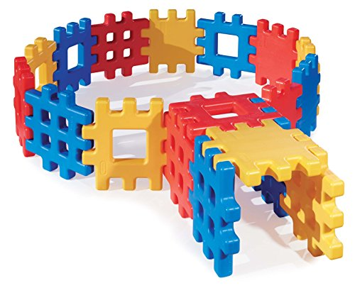 Little Tikes - Big Waffle Blocks