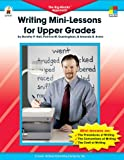 img - for Writing Mini-Lessons for Upper Grades: The Big-Blocks  Approach book / textbook / text book