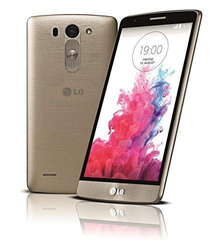 bolsa del cinturón / funda para LG Electronics G3 S, negro + Auriculares | caja del teléfono cubierta protectora bolso - K-S-Trade (TM)
