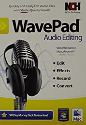 NCH Software Wavepad 5