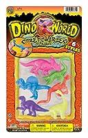 Ja-Ru Dino World Stretchy Bundle Pack (6 Pack)