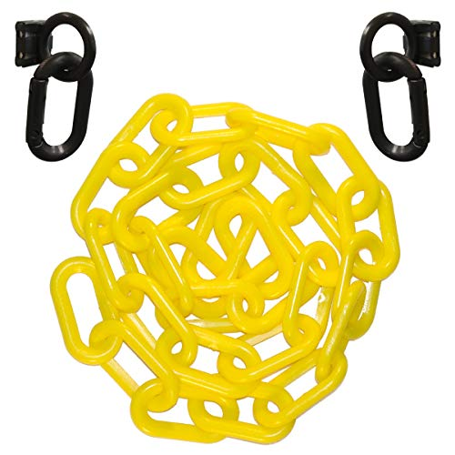 Magnet Ring/Carabiner Kit and Chain, 10ft