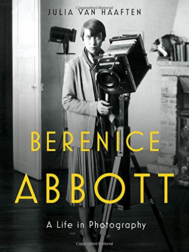 Berenice Abbott: A Life in Photography cover
