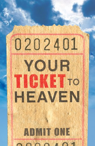 Your Ticket to Heaven (Pack of -