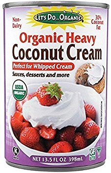 COCONUT CREAM, OG2, HEAVY , Pack of 12