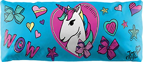 Kid Body Pillows - Jay Franco Nickelodeon JoJo Siwa Decorative