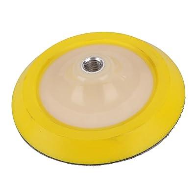 "Ouya 2PCS 6 Inch Backing Plate 5/8""-11 Thread Polishing Buffing Pads for Rotary Polishing Machine: Automotive"