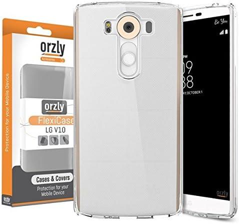 ORZLY® FlexiCase para LG V10 SmartPhone (2015 Modelo Teléfono ...