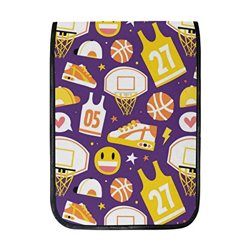 12 Inch Ipad IPad Pro Laptop Sleeve Canvas Notebook Tablet Pouch Cover for Homeschool, Travel, Etc Basketball Jerseys for Men