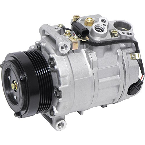 Benz Ac Mercedes Compressor (UAC CO 10807JC A/C Compressor and Clutch)