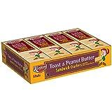 Keebler Toast & Peanut Butter Cracker Pack, 8 ct, 11 oz
