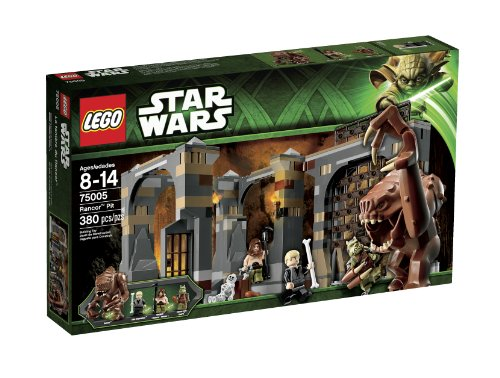 Luke Skywalker Jabbas Palace - LEGO Star Wars Rancor Pit 75005 (Discontinued by manufacturer)