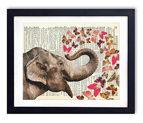 Elephant Art Print - 4