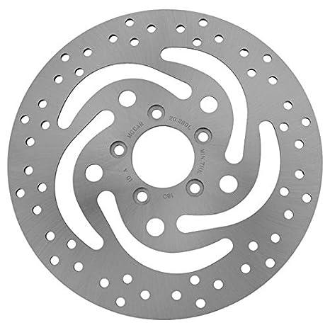 MetalGear Bremsscheibe Hinten f/ür HARLEY XR 1200 2010