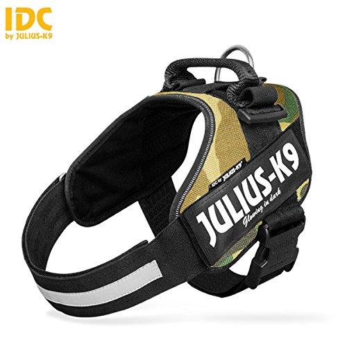 16idc-c-1 Julius K9 ® IDC INNOVA Comodidad de Perro Hablando arnés ...