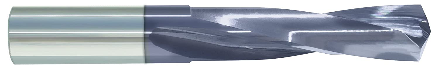 3//16 in Carbide 135/° Point 2-3//16 in OAL 1-1//8 in Flute Morse Cutting Tools 50914 Screw Machine Length Drill Bit