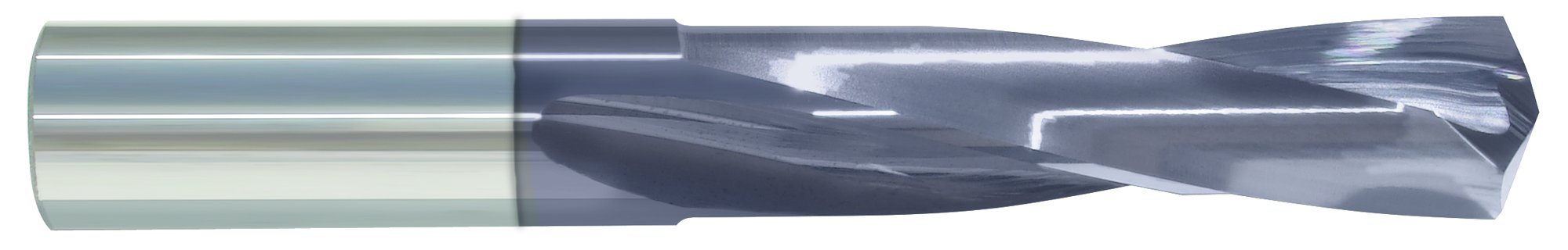 Morse Cutting Tools 92278 Screw Machine Length Drill Bits, Solid Carbide, TiALN Finish, 135 degree Point, 11/64'' Size