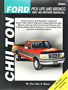 51z%2BeX1tnuL._SX258_BO1204203200_ chilton ford trucks and bronco 1987 1996 repair manual (26664  at readyjetset.co