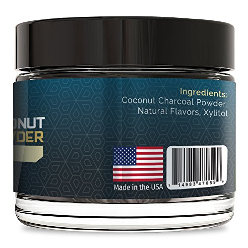Active Coconut Charcoal Powder 20g