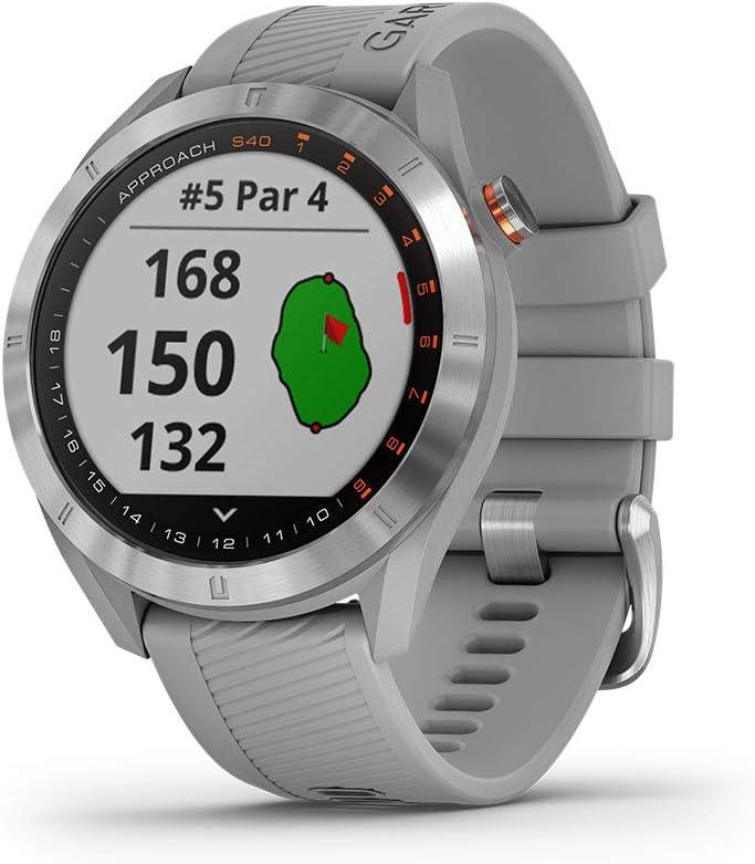 Garmin - Reloj GPS Approach S40