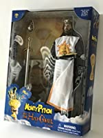 Action- & Spielfiguren Monty Python and the Holy Grail Graham Chapman As King Arthur Collectible 12 ...