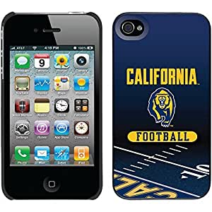 iphone covers Uc Berkeley - Football Field design on Black iPhone 5c / 4 Thinshield Snap-On Case