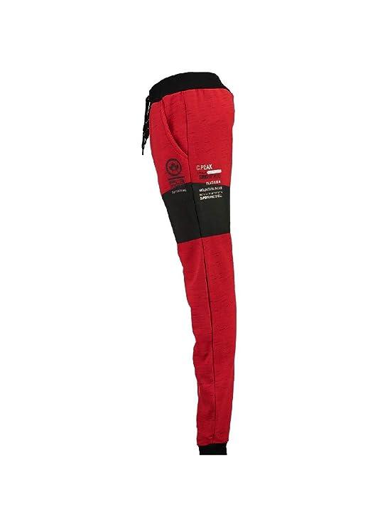Canadian Peak - Jogging Enfant Marelpeak Rouge  Amazon.fr  Vêtements et  accessoires ba6167f770f