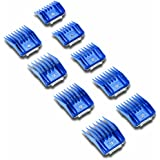 Andis Pet Clipper 9 Pc Comb Set Blue Small