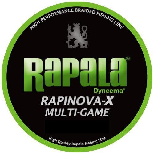 Rapala(ラパラ) PEライン ラピノヴァX マルチゲーム 150m 0.3号 7.2lb ライムグリーン RLX150M03LGの商品画像