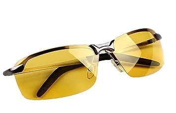 bed54858226106 butterme vision de nuit Lunettes UV protection Anti-Reflet polarisé sécure Conduite  Lunettes avec TRANSPARENT