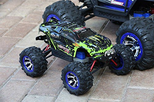 Summit 1/16 Mini Body Muddy Monster 72054-5 Shell Cover 1:16 (Body Only)