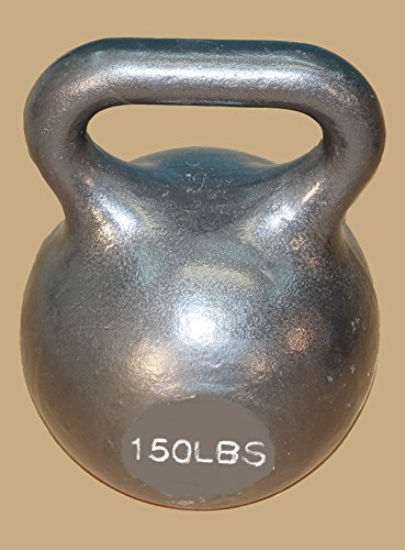 150 Lb. Wide Handle Kettlebell by TDS