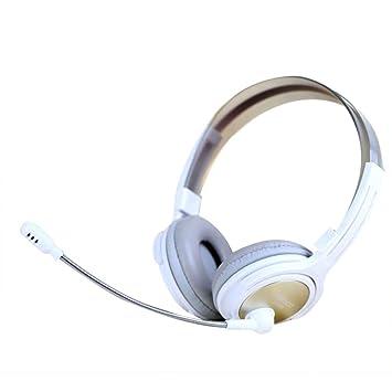 ST-908 - Auriculares estéreo para Videojuegos con Cable Universal ...