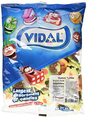 Vidal Gummi Turtles (2.2 - Turtles Gummi