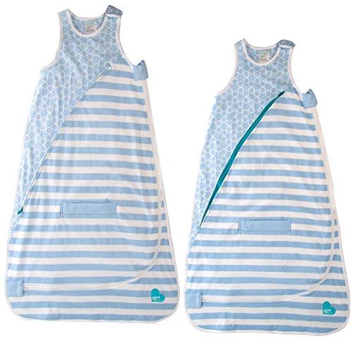 ck) Baby Sleeping Bag Cotton Swaddle Bag for Babies Wearable Blanket Sleep Sack 4-12 Months ()