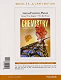 Student Solutions Manual for Chemistry : A Molecular Approach, Books a la Carte Edition, Tro, Nivaldo J., 0321942078