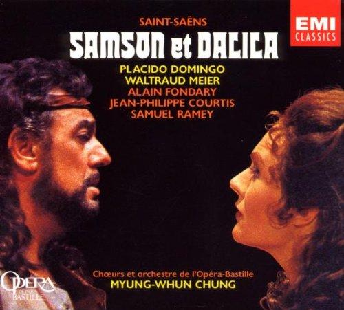 Saint-Saëns: Samson et Dalila Samson Et Dalila Saint Saens