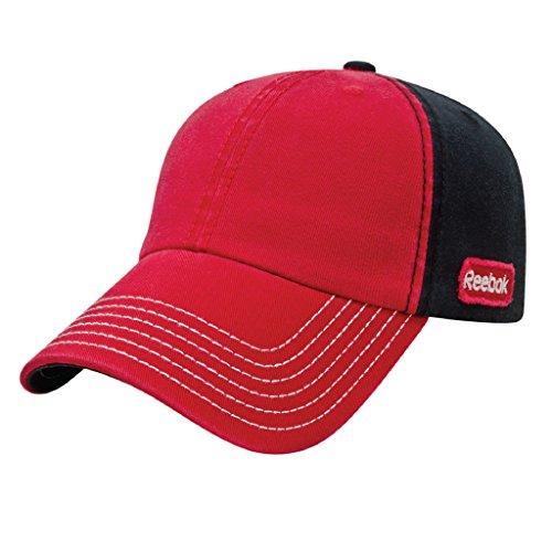 Reebok Heavy Wash Cap Red-Black ()