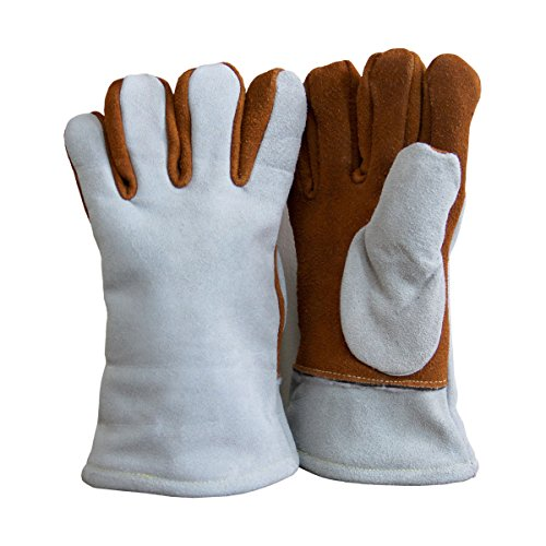 Chicago Protective Apparel 213-DW Leather Heat Resistant Work Glove 213 Apparel