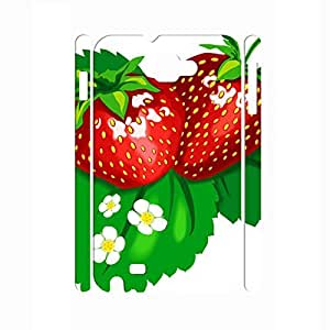 Deluxe Cute Vegetable Series Pattern Drop Protection Hard Shell Case Cover for Samsung Galaxy S4 I9500 by icecream design