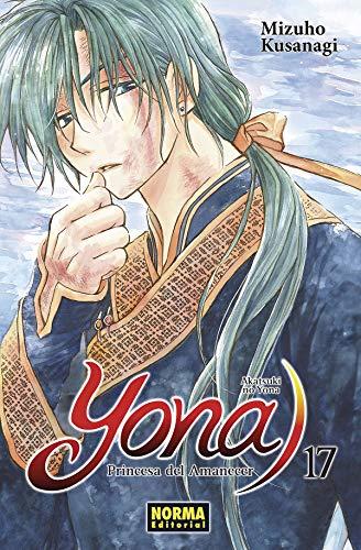 YONA, PRINCESA DEL AMANECER 17: Princesa del amanecer 14 por Mizuho Kusangi,Nogués Graell, Sandra