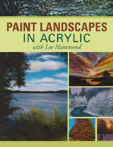 Paint Landscapes in Acrylic with Lee Hammond - Keen Paintings