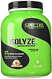 Species Nutrition Isolyze Peanut Butter Supplement, Vanilla, 3.1 Pound Review