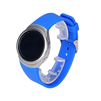 for Samsung Gear S2 Band,Voberry Luxury Silicone Samsung Smartwatch Replacement Band for...