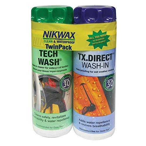 NIKWAX Tech Wash/TX.Direct Weatherproofing